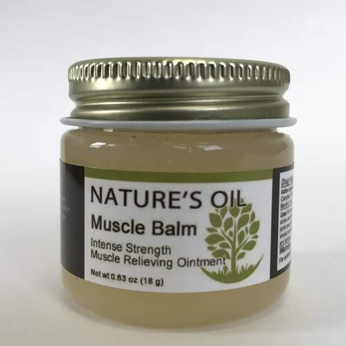 Natural Cream for Pain Relief - Premium Anti- Inflammatory Lotion for Muscle & Joint Pain - Topical Balm - Rub