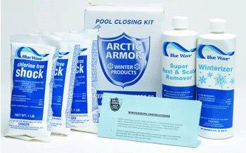 Arctic Armor Swimming Pool Winterizing Chemical Kit- 7,500 Gallon Size: Chlorine-Free (NY930) (Chemical Chlorine Free Pool Splashes)