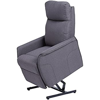 Giantex Electric Power Lift Chair Recliner Sofa Chair With Fabric Padded Seat W/  sc 1 st  Amazon.com & Amazon.com: ProLounger Power Lift Chair Microfiber Recliner T ... islam-shia.org