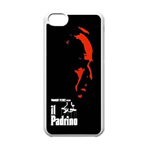 WJHSSB Cover Custom The Godfather Phone Case For Iphone 5C [Pattern-2]