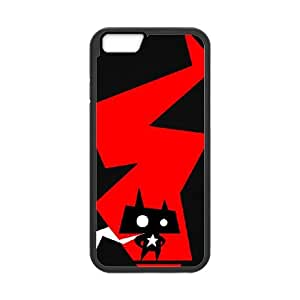 iPhone 6 4.7 Inch Cell Phone Case Black TINY SUPERHERO SP4151331
