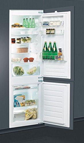 Whirlpool ART6500APLUS 70-30 Split Integrated Fridge Freezer