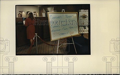1994 Press Photo Coeur Dalene Branch Of First Interstate Bank   Spa29757