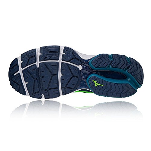 Mizuno Para Zapatillas 001 Multicolor Hombre Wave 10 Ultima bluesapp greeng silv 64rPgqw6