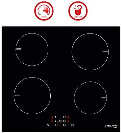 Amazon.com: Placa de inducción, cocina de inducción ...