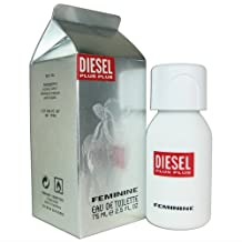 DIESEL PLUS PLUS by Diesel for WOMEN: EDT SPRAY 2.5 OZ