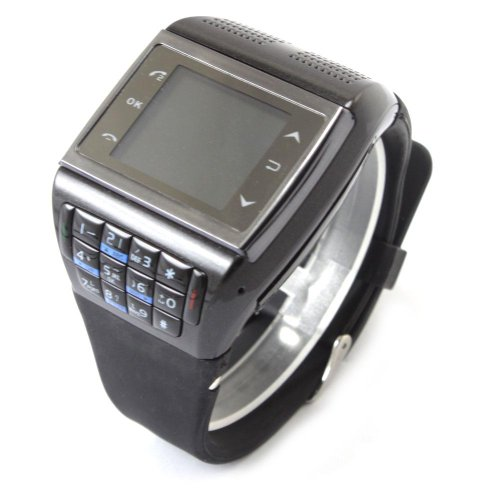 quad band cell phone watch - 3