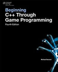When it comes to game programming, C++ is the name of the game. If you aspire to move from game player to game creator, it all starts with learning the fundamentals of C++ and game-programming basics. With BEGINNING C++ THROUGH GAME PROGRAMMI...