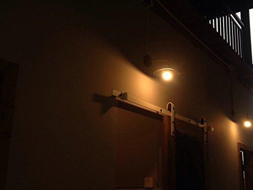 Unimall applique murale industrielle w lampe rétro décoration d