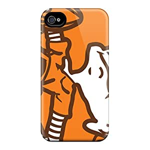Top Quality Protection Cleveland Browns Case Cover For Iphone 4/4s