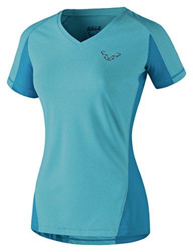 Dynafit Funktionsshirt Enduro W Short Sleeve Tee - Prenda Azul