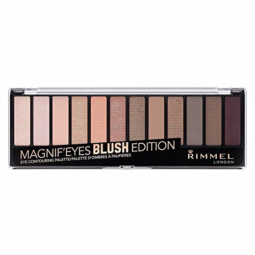 Rimmel Pan Blushed Edition Eyeshadow Palette, 14 g
