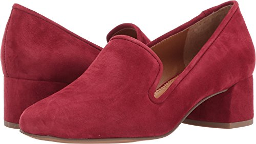 Franco Sarto Womens Hettie Pump Syrah Kid Mocka