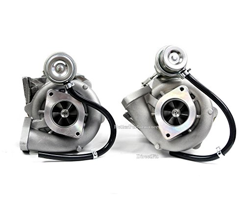 1990 to 1996 Nissan 300zx Twin Turbo Upgrade T28 Turbocharger Kit supplier