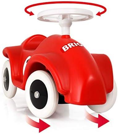 BRIO-Porteur Voiture DE Course, 30285, Rouge