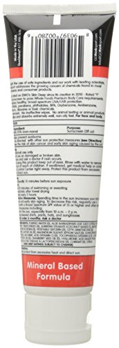 thinksport SPF 50 Plus Sunscreen, 3 Ounce (Packaging May Vary)