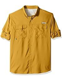 Men's Blood & Guts III Long Sleeve Sun Shirt, Waterproof