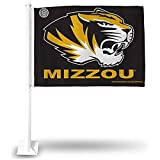 Rico Industries NCAA Missouri Tigers Car Flag