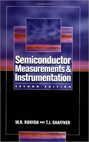 Semiconductor measurements and instrumentation w r runyan t j semiconductor measurements and instrumentation w r runyan t j shaffner 9780070576971 amazon books fandeluxe Images