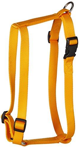 - OmniPet Kwik Klip Adjustable Nylon Pet Harness, Mango, Medium