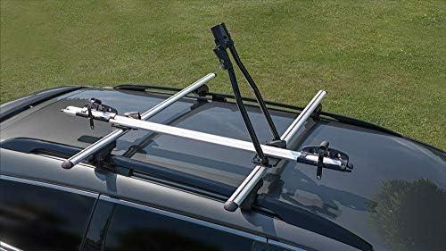Diamond Car Fahrradträger Alu Relingträger Fahrradhalter Fahrrad Dachträger TÜv Gs Auto