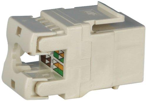 (Icarus IHT-CAT5KEY Modular Plugs Keystone Insert, 4-Pack)