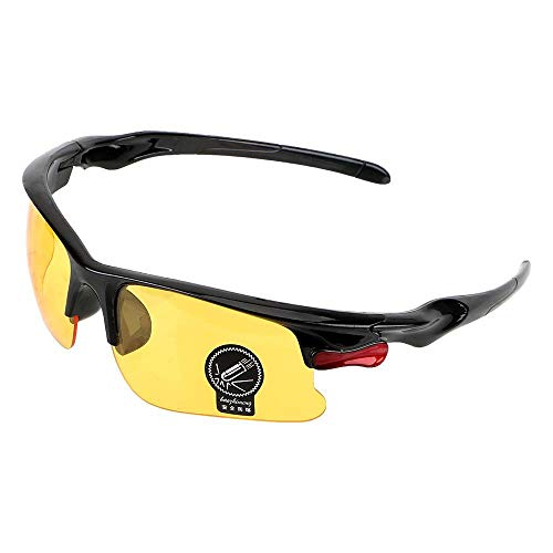 - Protective Gears Sunglasses Night Vision Drivers Goggles Night-Vision Glasses Anti-Glare Driving Glasses Night Vision Goggles