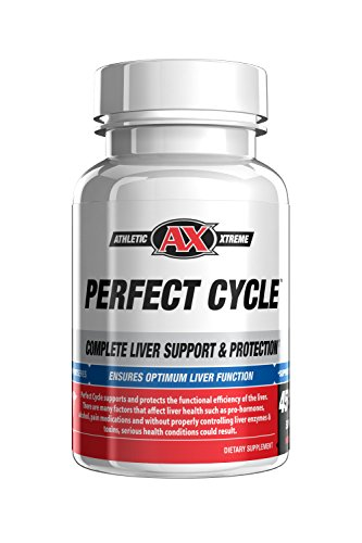 Athletic Xtreme Perfect Cycle, 90-cap Bottle