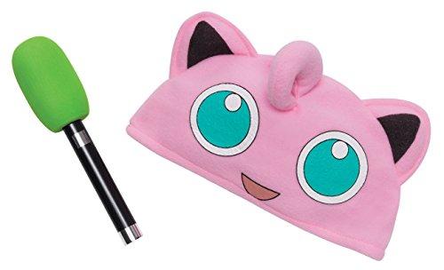 Jigglypuff Costumes (Rubie's Costume Pokemon Jigglypuff Child Costume Kit)