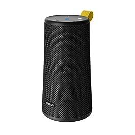 Bluetooth Speaker, EarFun UBOOM 24W Portable Wireless Speaker, 360° Surround Sound, Deep Bass, USB-C, 100ft Bluetooth 5…