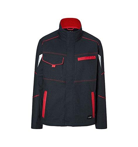 de Chaqueta un carbono rojo de detalles alta calidad funcional con look en deportivo 4qvrB4