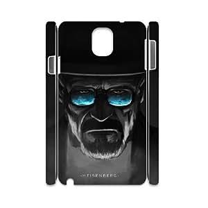 C-EUR Diy Case Breaking bad,customized Hard Plastic case For samsung galaxy note 3 N9000