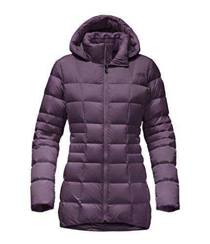 The North Face Women's Transit Jacket II - Dark Eggplant Purple - S (Past Season)