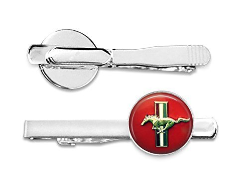 Vintage Ford Mustang Tie Clip