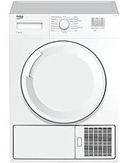 Beko DTGC7000W 7kg Freestanding Condenser Tumble Dryer - White