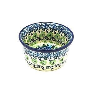 Polish Pottery Ramekin – Unikat Signature – U4572