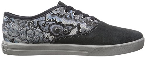 Ricosta Vance - zapatilla deportiva de piel infantil gris - Grau (grigio/patina 480)