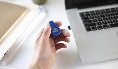 Fitbit Zip Wireless Activity Tracker in Magenta