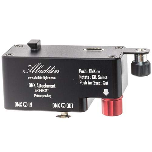 Aladdin DMX Attachment for Micro LED Bi-Flex M3 and M7