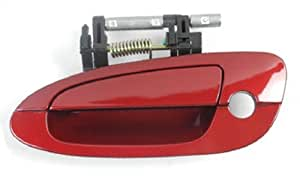 B3783 sparkle red a15 02 08 nissan altima for 03 nissan altima door handle replacement