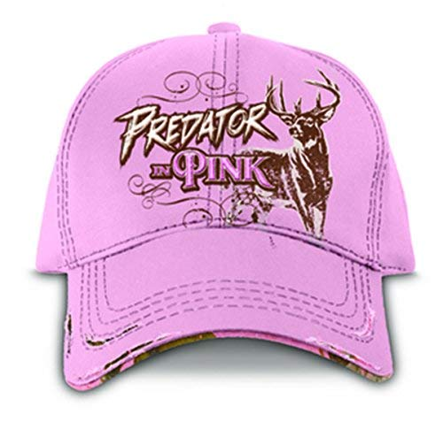 Buck Wear Ladies Hat With RealTree Camo