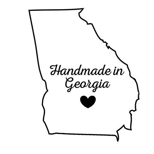 (Scrapbook Customs Georgia - Handmade in Rubber Stamp)