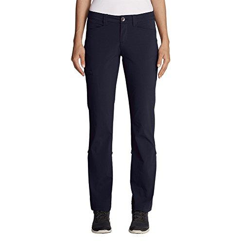 Eddie Bauer Women's Horizon Roll-Up Pants, Atlantic Regular 12 ()