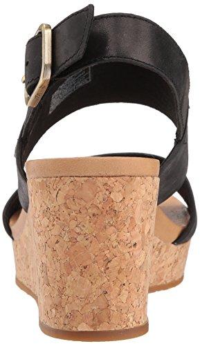 Ugg Elena Black Wedged Sandal Women's Ii 0FYqwA0