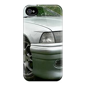 Fashion Tpu Case For Iphone 4/4s- Bmw 325 Tds Defender Case Cover