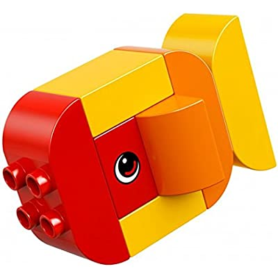 LEGO DUPLO My First Fish 30323: Toys & Games