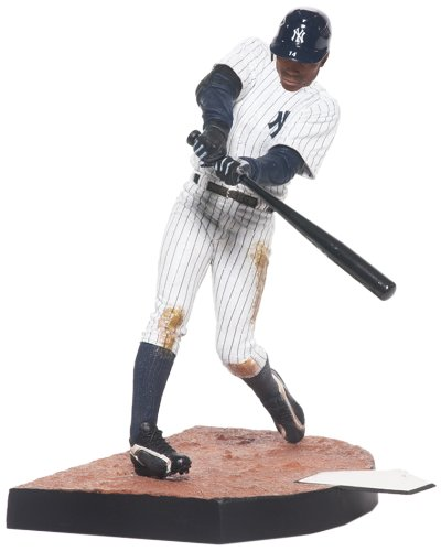 MLB New York Yankees McFarlane 2012 Series 30 Curtis Granderson (2) Action (Yankees Fan Series)