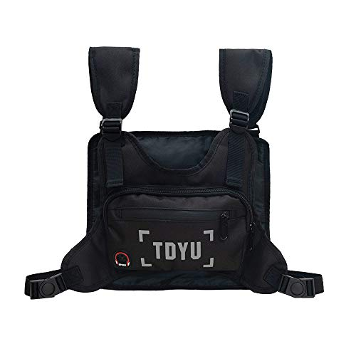 Klykon Reflective Utility Chest Bags