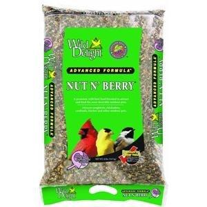 Wild Delight 366200 20-Pound Nut N-Feet Berry Birdfood, My Pet Supplies