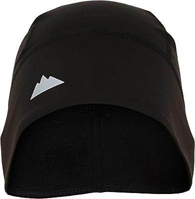 Skull Cap / Helmet Liner / Running Beanie - Ultimate Thermal Retention & Performance Moisture Wicking. Fits under Helmets